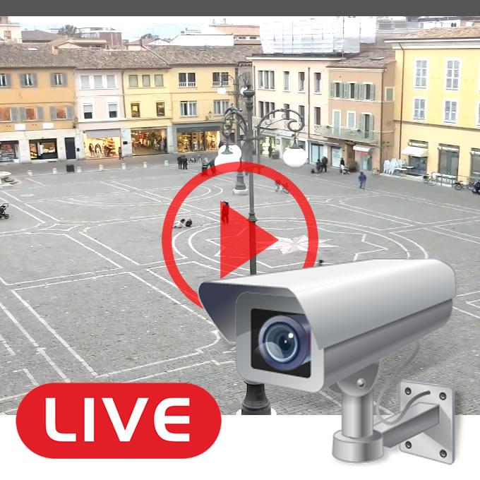 webcam piazza xx settembre