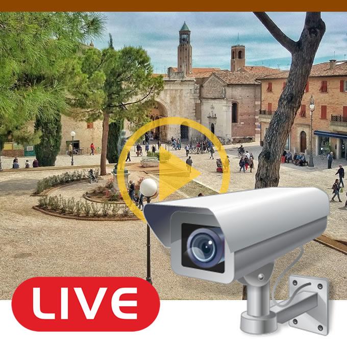 webcam Pincio fano