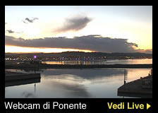 webcam lido di fano